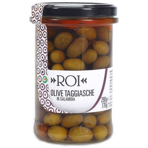 Taggiasca Olives in Brine 290g