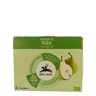 Pear nectar - 3 x 200ml Organic