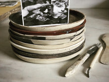 Load image into Gallery viewer, Pile of plates-MatterMatterStudio-Jernbruket. Photo: Pia Aleborg 2020
