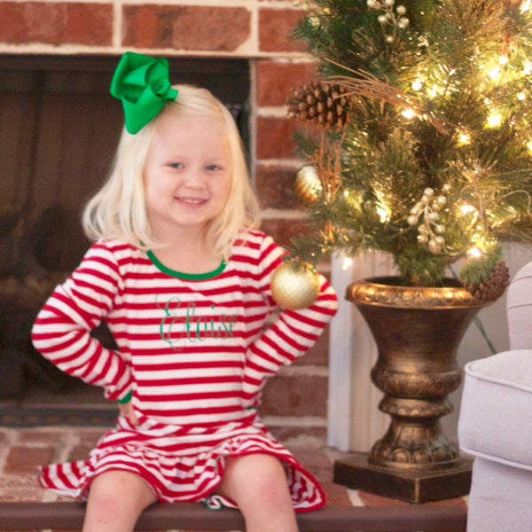Children's Christmas Nightgown