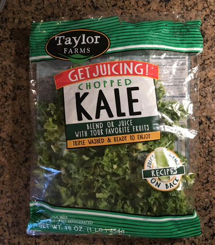 Kale White House Monogramming