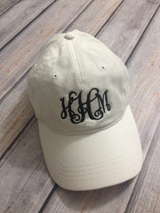 Ball Caps - White House Monogramming  - 2