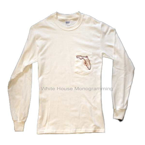 Long Sleeve State Tee