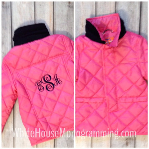 Children's Magnet Closure Barn Jacket