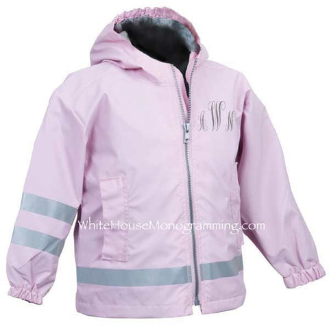 Toddler New-Englander Rain Jacket