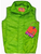 Children's Magnet Closure Quilted Vest - White House Monogramming  - 2