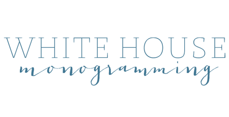 White House Monogramming