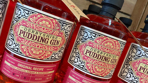 Derbyshire Pudding Gin ®