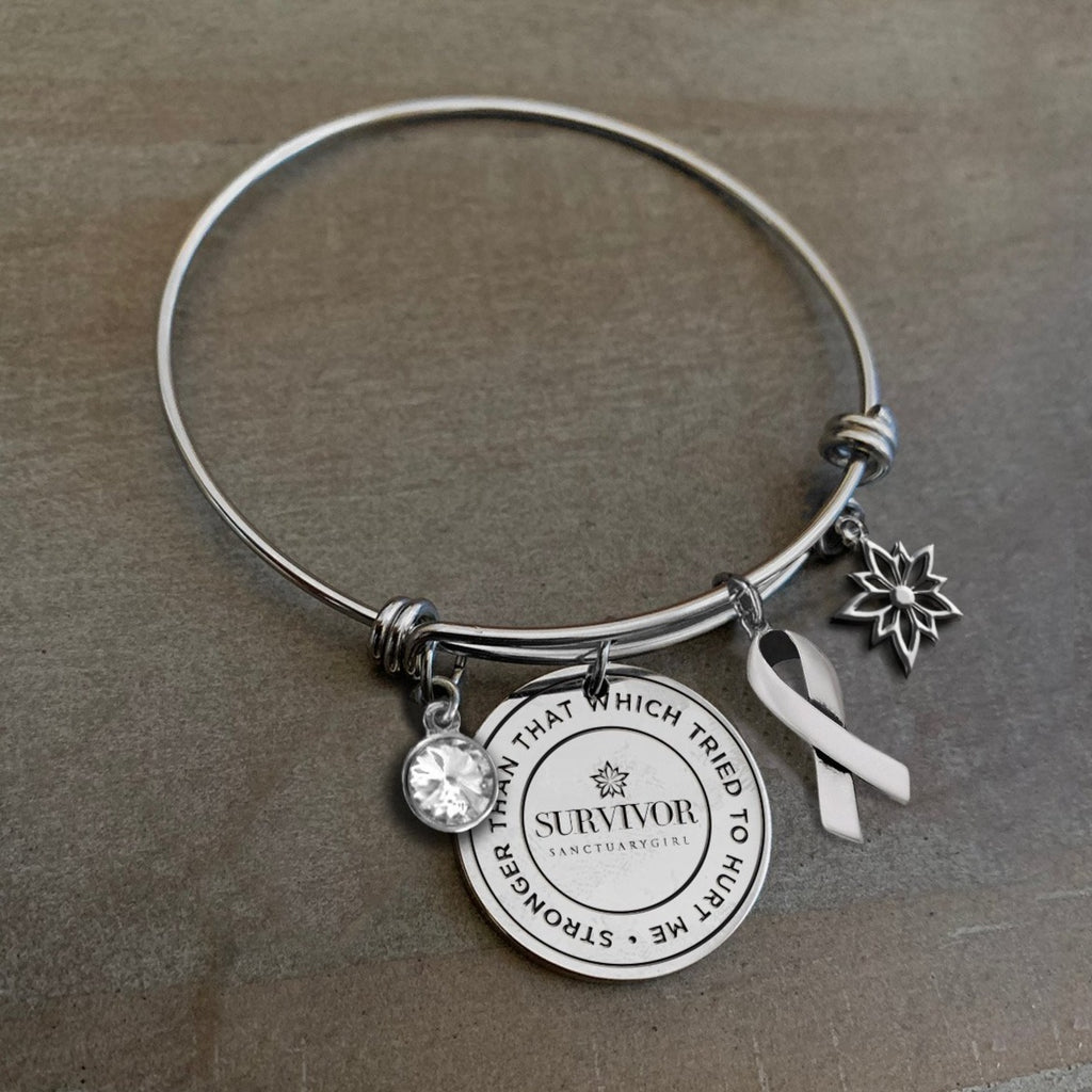 Charmed by Sanctuary Girl: Survivor Bracelet