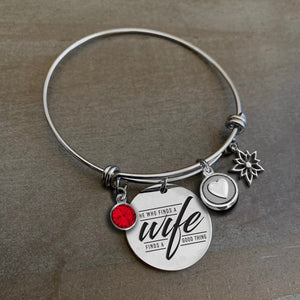 Charmed by Sanctuary Girl: Wife Life Bracelet