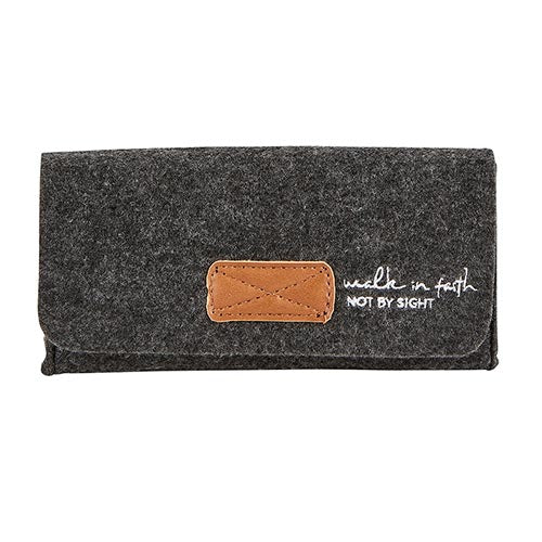 The Felt Collection: Glasses Case