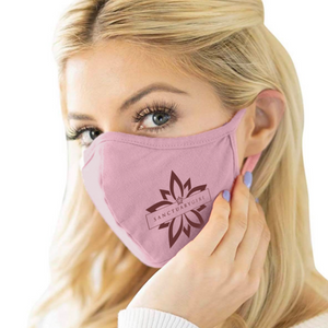 Sanctuary Girl Logo Mask