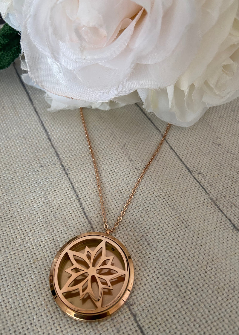 Sanctuary Girl Diffuser Necklace