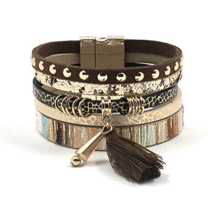 Multilayer Filler Bracelets
