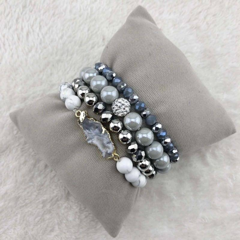 Stone & Shine Filler Bracelet Set