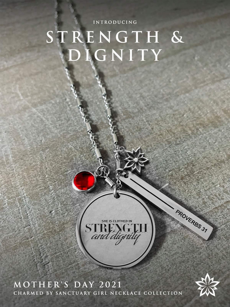 Charmed by Sanctuary Girl: Strength And Dignity