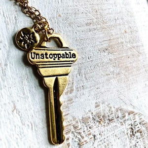 Unstoppable Key