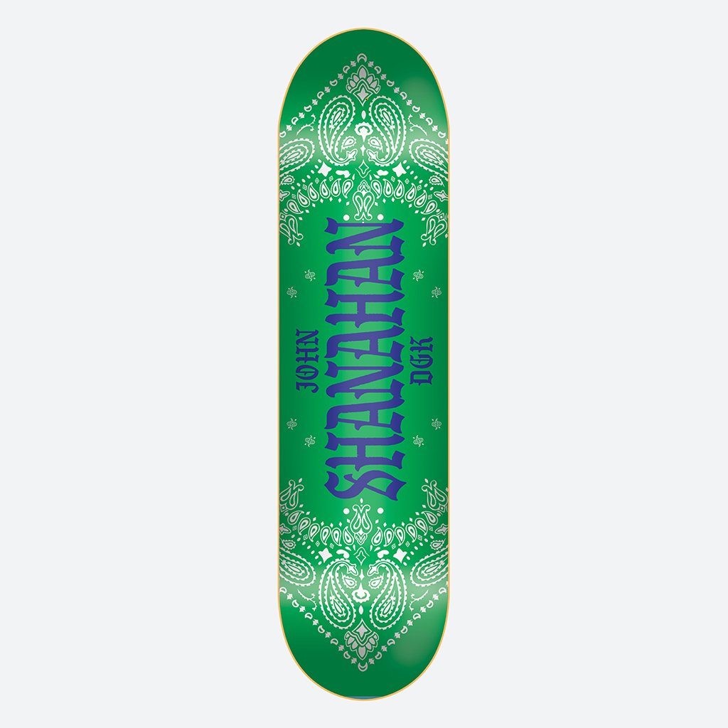 DGK - John Shanahan Colors