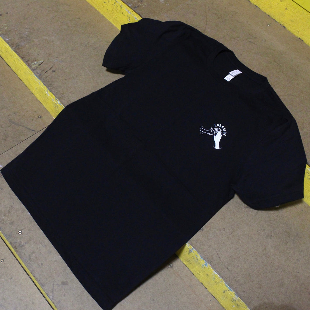 Curbside Hands T-Shirt