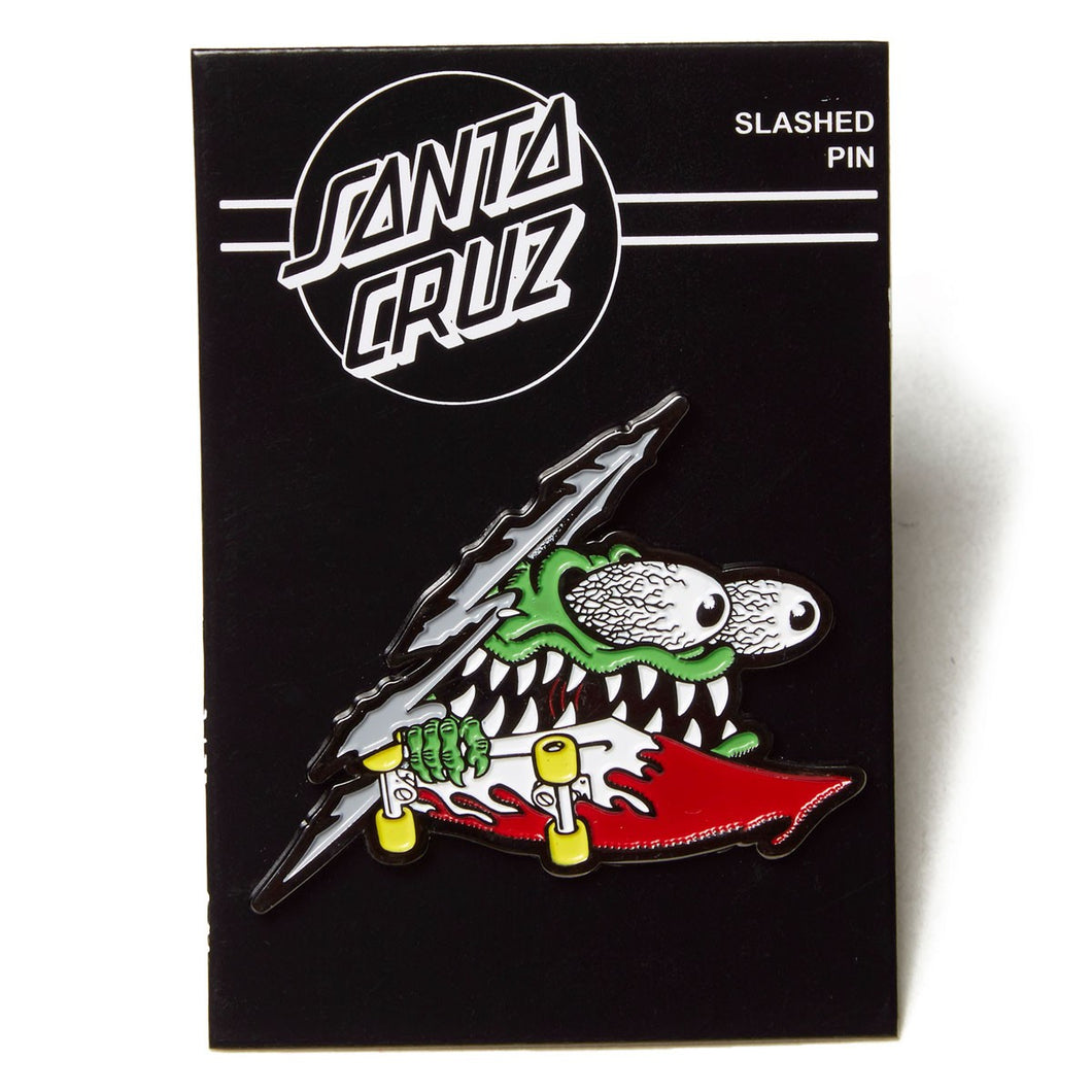 Santa Cruz - Slasher Pin