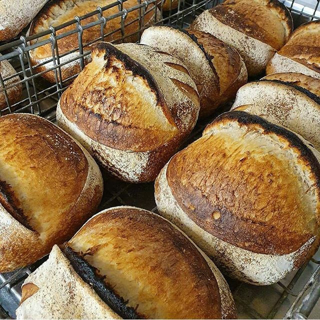 The Holy Grail: Sourdough Baking - one day course
