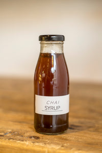 Chai Syrup