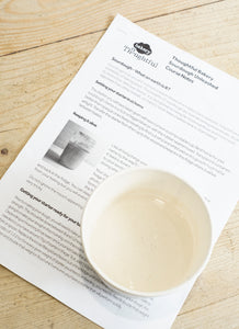 Sourdough starter & Fact sheet