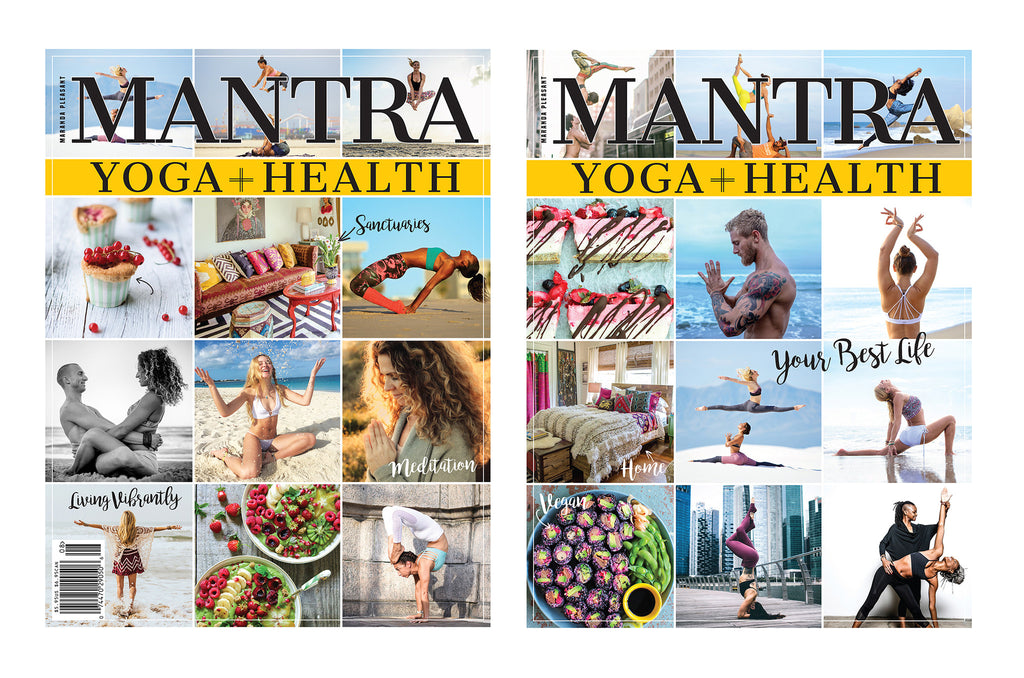 Mantra Yoga + Health Magazine Editors Picks