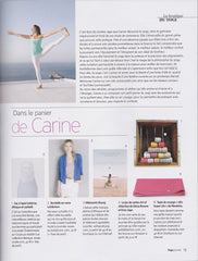 Carine Castet Favorite Yoga Gear Yoga Journal France 2016