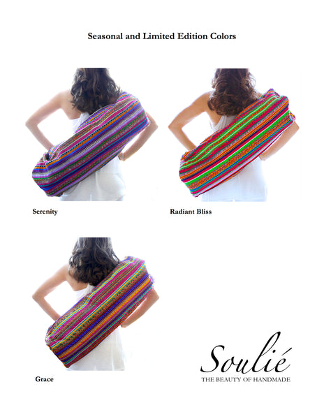 Seasonal Yoga Bag Colorways
