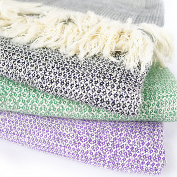 Kikoi Napping Blanket - Diamond Weave
