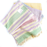 Kikoi Napping Blanket - Striped
