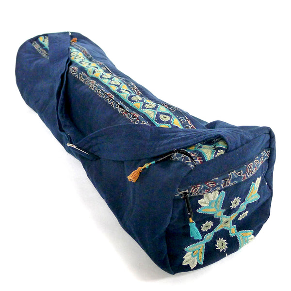 Enlightened Yoga Bag - Indigo (Paako)