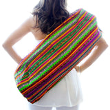 Marrakesh Yoga Bag - 2 Zip Style