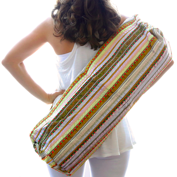 Pure Inspiration Yoga Bag - 1 Zip Style
