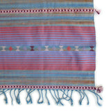 Seaside Scarf - Handwoven Cotton - Lavender