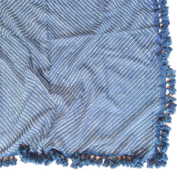 Starry Night Scarf - Square