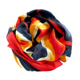 Sunrise Scarf - Red