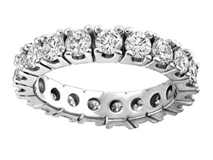 Diamond Eternity Ring - Nasselquist Jewellers