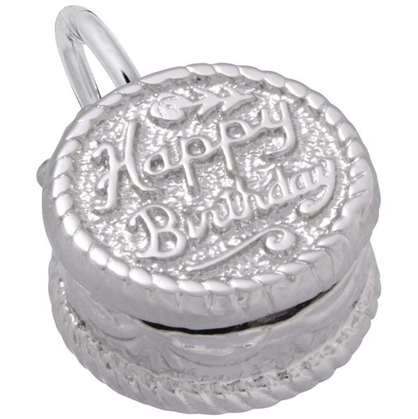 Rembrandt Charms - Special Occasions Birthday Charms - Nasselquist Jewellers