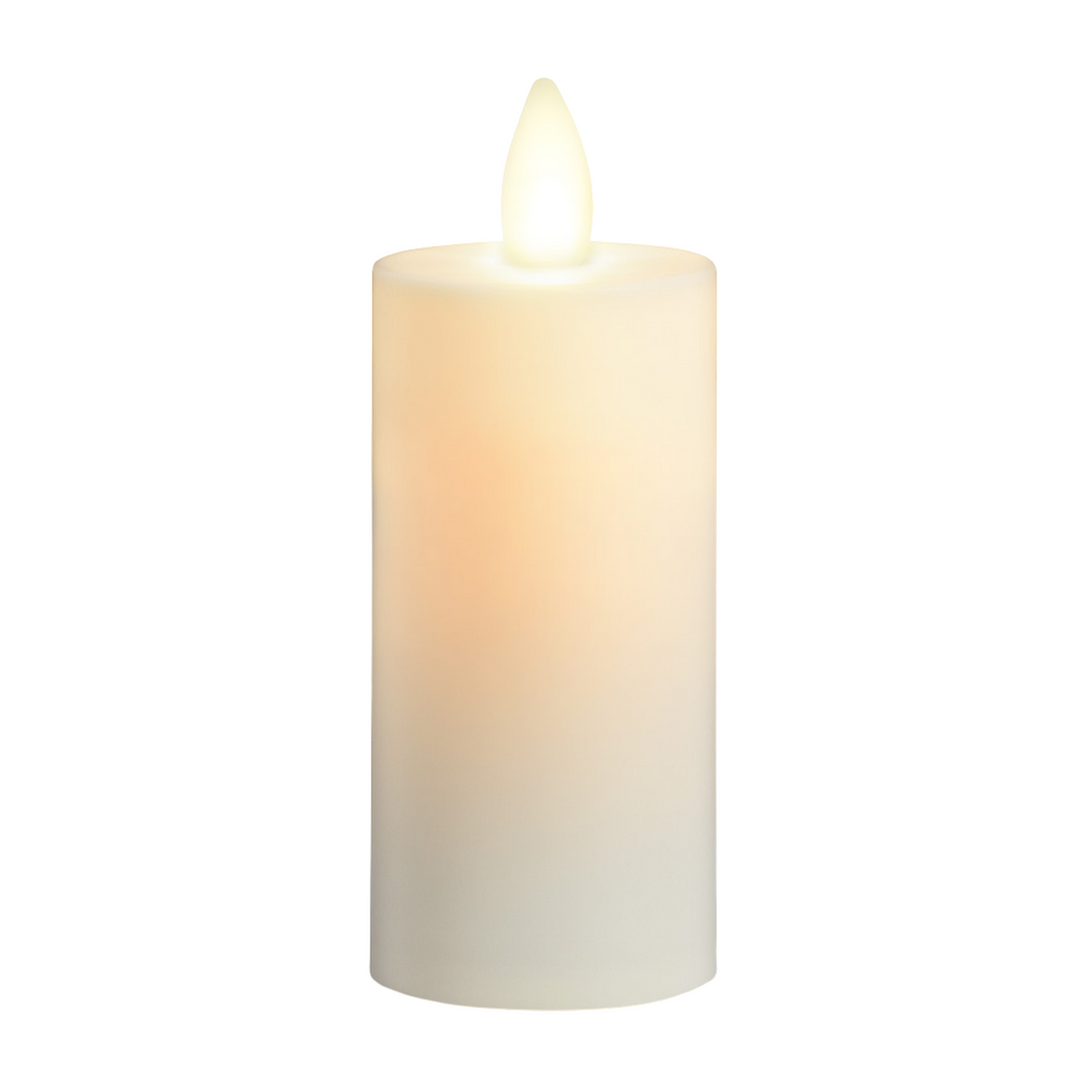 Candle - Flameless Votive in Ivory