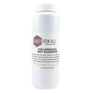 Beauty From Bees - Voluminous Dry Shampoo - Nasselquist Jewellers