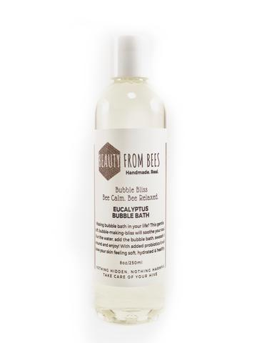 Beauty From Bees - Bubble Bath 8 oz / 250 ml - Nasselquist Jewellers