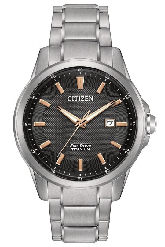 Citizen Eco Drive Men's Chandler Watch