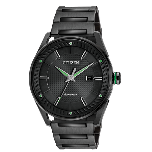 Citizen Eco Drive All Black Drive Mens Watch