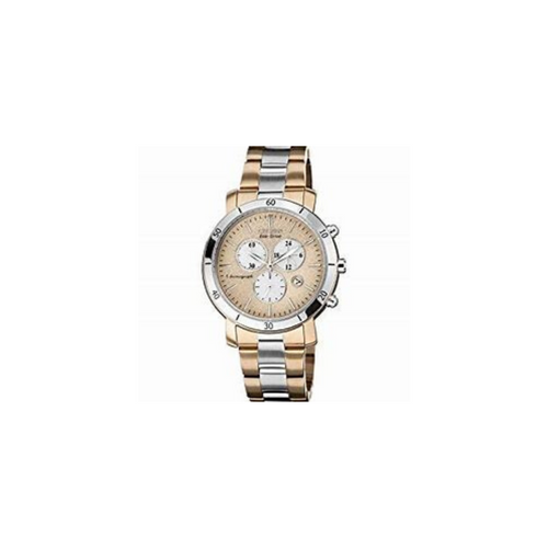 CITIZEN - Rose Gold Chronograph Ladies Eco-Drive Watch - Nasselquist Jewellers
