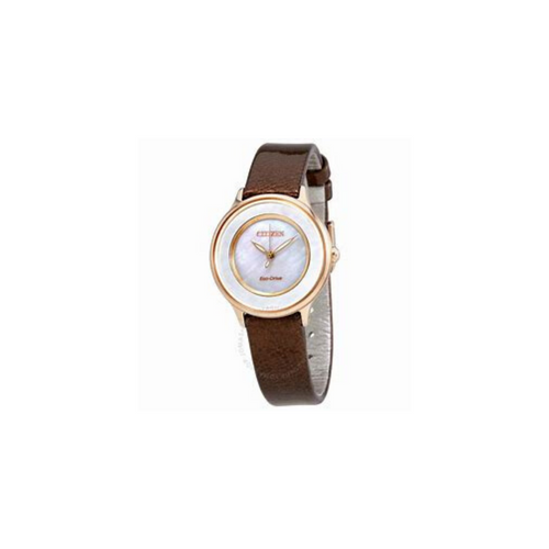 CITIZEN - L Circle of Time Ladies Eco-Drive Watch - Nasselquist Jewellers