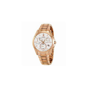 CITIZEN - Rose Tone Sport Choronograph Ladies Eco Drive Watch - Nasselquist Jewellers