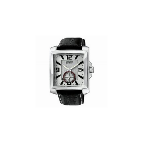 CITIZEN - Leather Strap Men Eco-Drive Watch - Nasselquist Jewellers