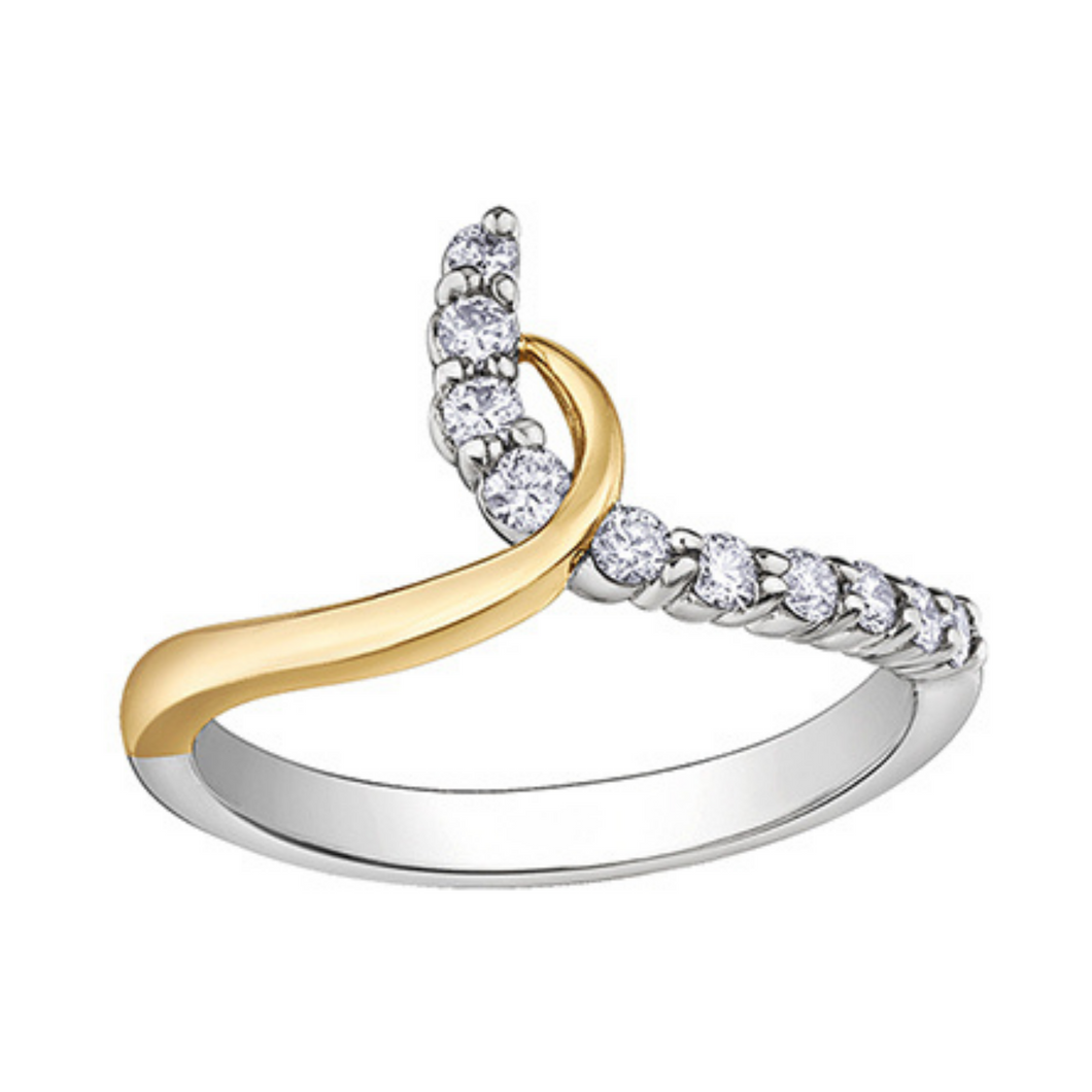 Diamond Envy Gold & Diamond Ring
